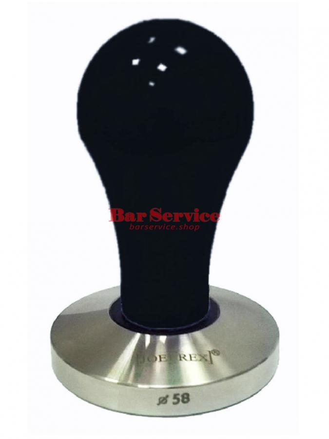 Темпер JoeFrex D58 Pop черный плоский сталь в Курске