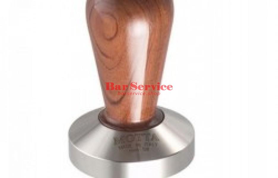 Темпер Motta, 53мм, деревянная ручка в Курске