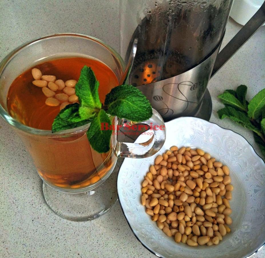 Чай порционный Сбитень кедровый с мятой в Курске